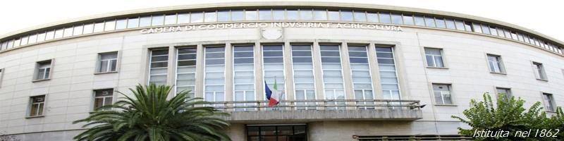 Immagine diurna della Camera di Commercio di Cosenza