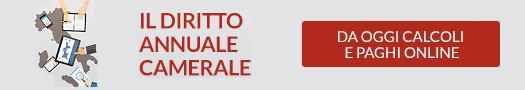 Apre mini-sito informativo sul Diritto Annuale a cura di Unioncamere - Link: http://dirittoannuale.camcom.it/cada-new/