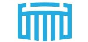 Logo premi arte video e foto 2019 - facciata camerale stilizzata