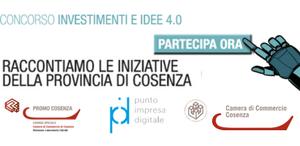 Concorso di investimenti e idee 4.0 entro il 24.11.2017