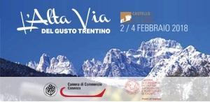 L'Alta Via del Gusto Trentino - 2-4 febbraio 2018