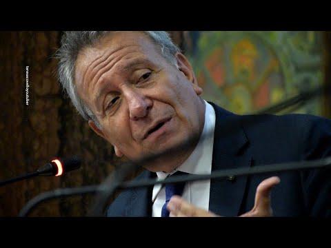 Parlamento delle Imprese. Lectio magistralis del Presidente della Corte di Conti, Angelo Buscema